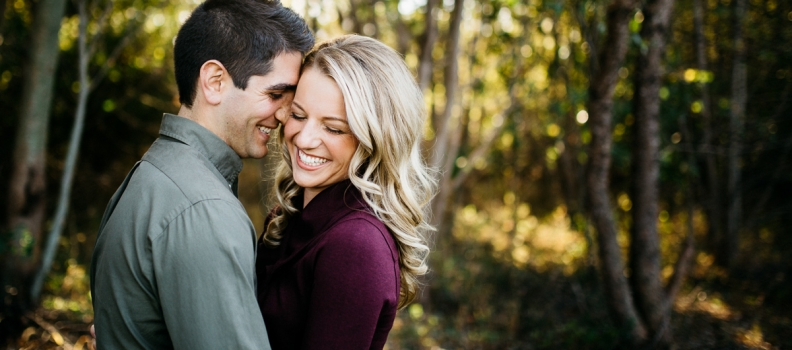 Fall Engagement Session | Indiana Wedding Photographer